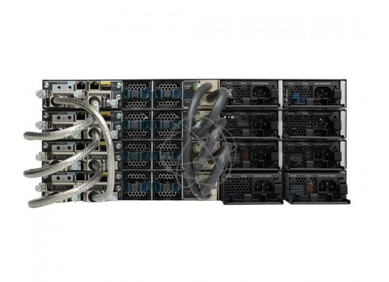 Коммутатор Cisco WS-C3750X-48P-S