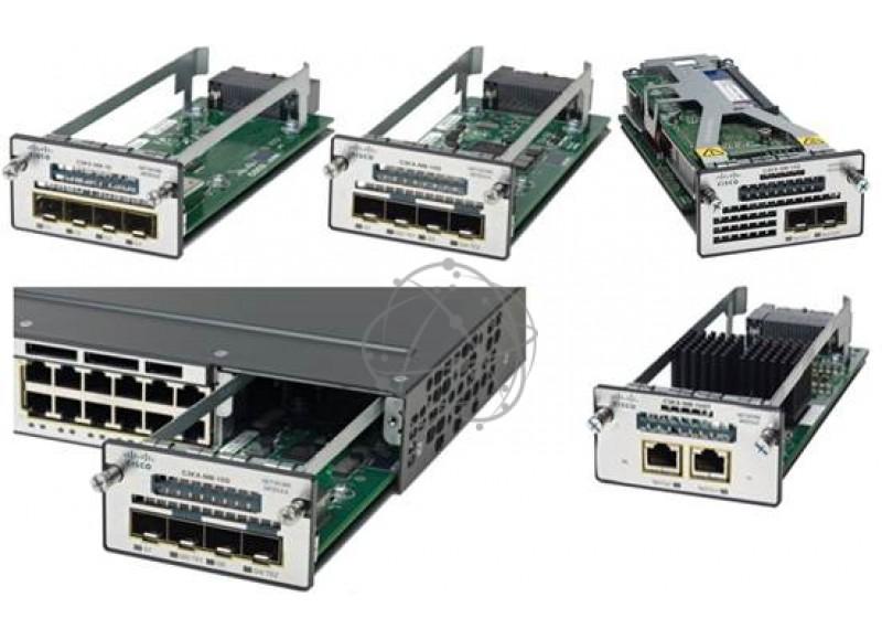 Коммутатор Cisco WS-C3750X-12S-E