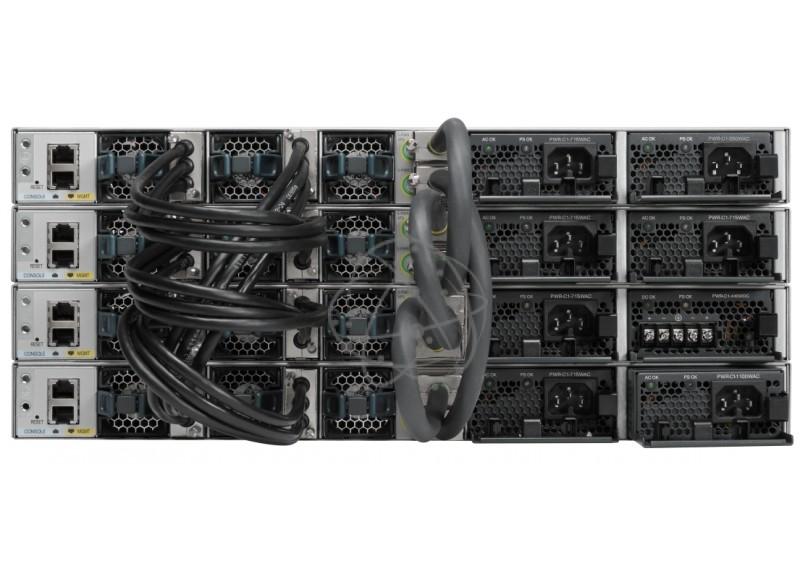 Коммутатор Cisco WS-C3850-12XS-S