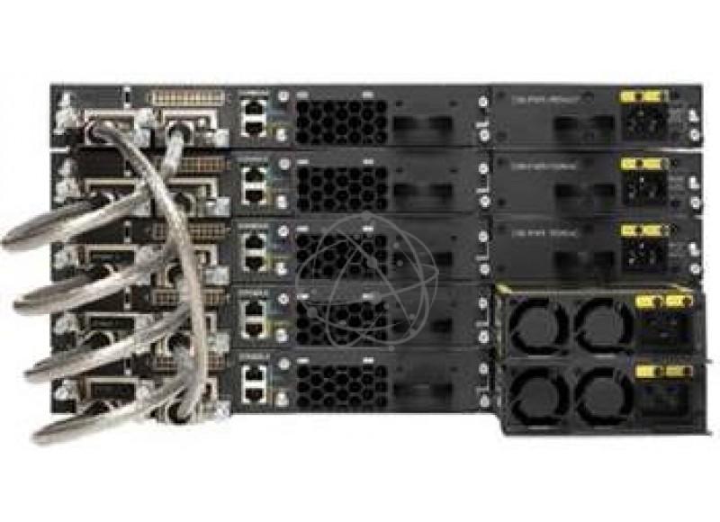 Коммутатор Cisco WS-C3750E-24TD-S