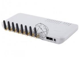 Обзор VoIP-шлюза Hybertone Goip-8