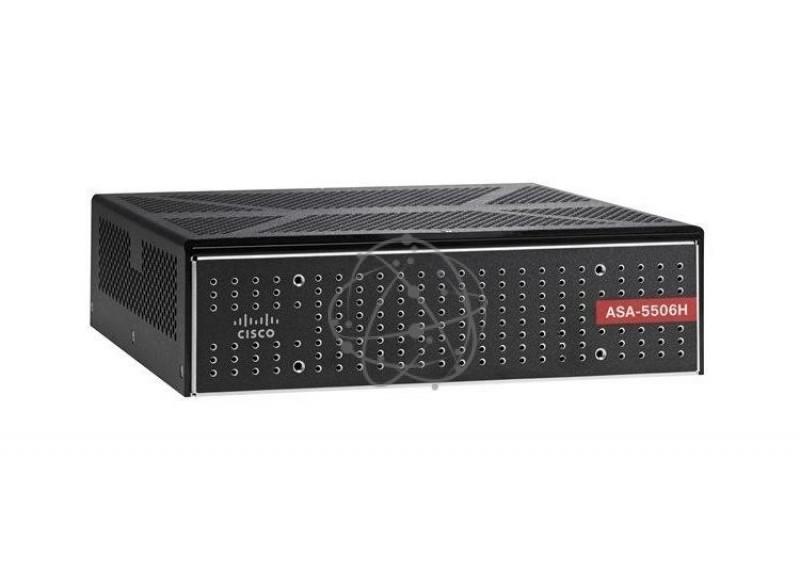 Межсетевой экран Cisco ASA5506H-FPWR-BUN