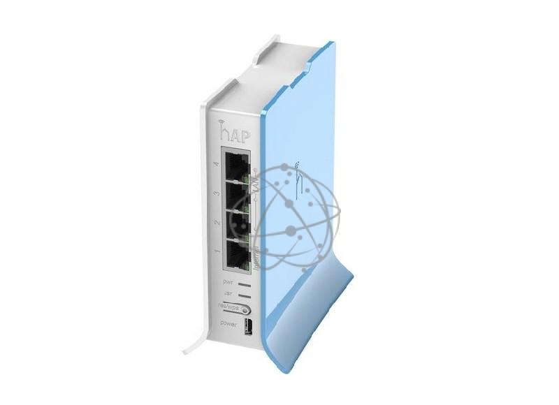 Точка доступа Mikrotik hAP lite (RB941-2nD-TC)