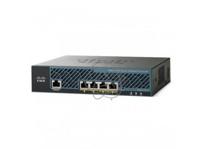 Контроллер Cisco AIR-CT2504-5-K9