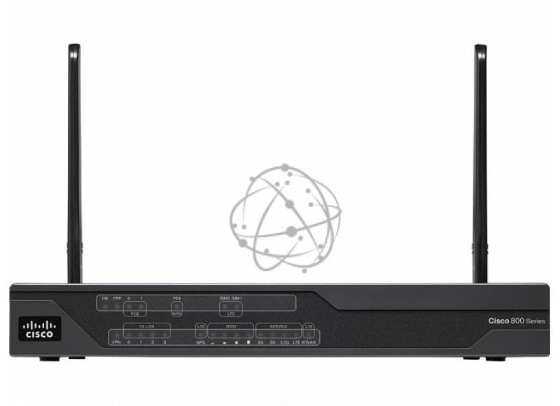 Cisco C899G-LTE-GA-K9
