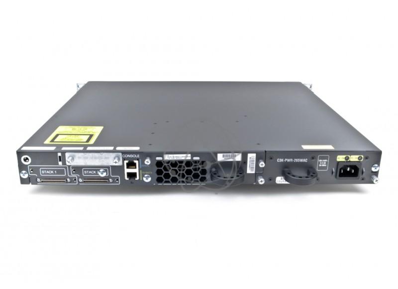 Коммутатор Cisco WS-C3750E-24TD-E